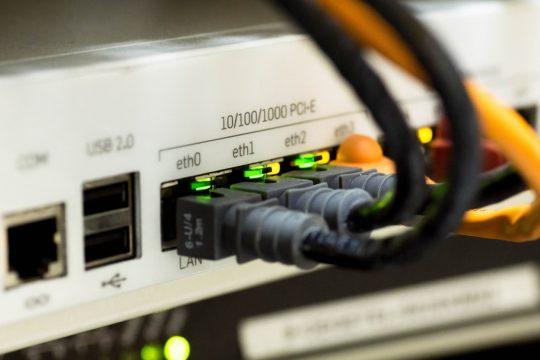 come funziona una rete domestica