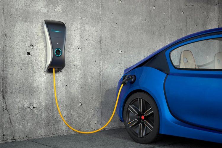 touch st installazione wallbox in garage per ricarica auto elettrica